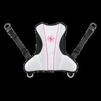 Aqualung - Rogue Rückenplatte - Weiß Pink