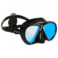 Aqualung Tauchmaske Horizon DS - Blau verspiegelt