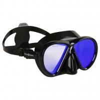 Aqualung Tauchmaske Horizon DS - Lila verspiegelt