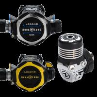 Aqualung - Atemregler Leg3nd MBS mit Octopus Leg3nd - DIN