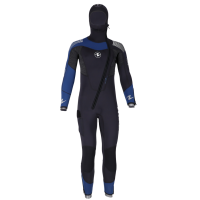 Aqualung Tauchanzug - Dynaflex Fullsuit - Herren - 7mm - Front Zip