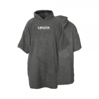 Manera - Poncho - Grizzly Brown
