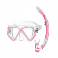 Mares Pirate - Kinder-Masken/Schnorchel-Set - pink