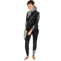 Mares Flexa Z-Therm 7mm - Damen - Halbtrocken-Tauchanzug