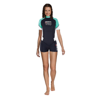 Thermo Guard Shorty - Damen - Aqua