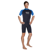 # Thermo Guard Shorty - Herren - Blau