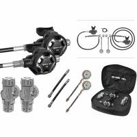 Mares 28XR - HR - Full Sidemount TEK Set - XR - Atemregler