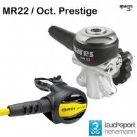 Mares MR22 / Octopus Prestige