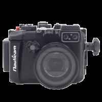 Nauticam Unterwassergehäuse für Panasonic Lumix LX 10 und LX 15NA-LX10 and LX15 Housing for Panasonic Lumix DMC-LX10 (Lumix DMC-LX15)