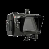 Nauticam Monitor Unterwassergehäuse für Small HD 502 H - NA-502H housing for Small HD 502 5-inch HD monitor with HDMI 1.4 input support