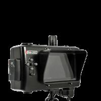 Nauticam Monitor Unterwassergehäuse für Small HD 502 S - NA-502S housing for Small HD 502 5-inch HD monitor with SDI input support