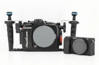 Nauticam Unterwassergehäuse für Sony A6400 - NA-A6400 Housing for SonyA6400Camera