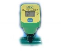 NRC O2 Analyser