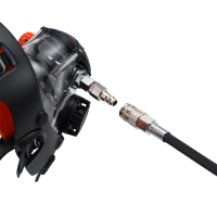 Extraflex Commercial Quick Connect Schlauch - schwarz 80 cm - 32 Zoll