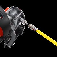 Extraflex Quick Connect Schlauch - gelb 120 cm - 48 Zoll