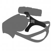 Paralenz einstellbare Maskenbandhalterung für Vaquita
