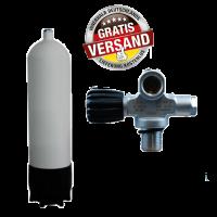 Polaris 10 Liter - 232 bar - Ventil Links - 12544-LI