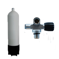Polaris 12 Liter - 232 bar - Ventil Rechts - 12544-RE