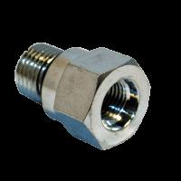 Schlauch Adapter 1/2 Zoll M auf 3/8 Zoll W