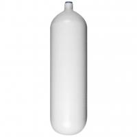 Polaris Tauchflasche (nur Flaschenkörper) - 10 L - 300 bar - weiß