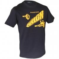 Poseidon T-Shirt Cyklon - Navy