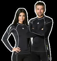 # Waterproof R30 Rashguard -  Langarm-Shirt - Herren - Restposten