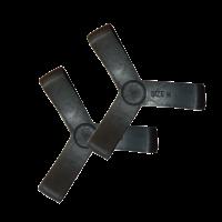 Scubapro - Kreuzband für geschlossene Flossen - Paar - Gr: L