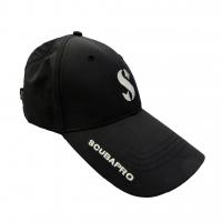 # Scubapro Baseball Cap - schwarz