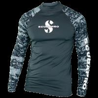 Scubapro Rash Guard UPF-50 - Herren - Langarm - Multicolor