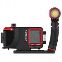 Sealife Unterwassergehäuse für iPhone - Sportdiver Pro 2500 - Lampenset
