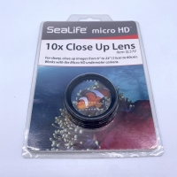 # Sealife 10x Close up Lens - Makro linse - für Micro HD