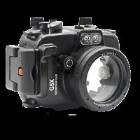 SeaFrogs - G5X Housing for Canon G5X Camera - Unterwassergehäuse für Canon G5X Kamera