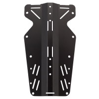 Scubaforce - Black Devil Plate Steel - long