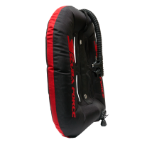 Scubaforce - Black Devil 32 lbs - Black Red