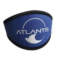 Maskenband Klett - Atlantis Blau