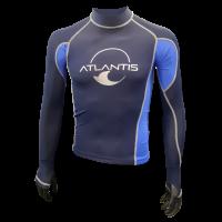 Rashguard - Unisex - Atlantis Blau