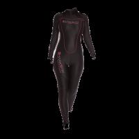 # Shark Skin Chillproof Suit - Damen Backzip - Restposten