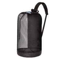 Stahlsac - Mesh Backpacks - BVI Mesh Backpack - Black