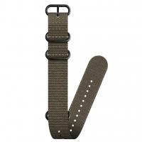 Suunto D5 - Dive 2 Zulu-Textilarmband - 24 mm - L - Stealth/Black
