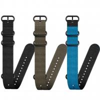 Suunto Dive 2 Zulu-Textilarmband - 24 mm - L - D5