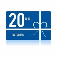 Gutschein - 20,00 EURO