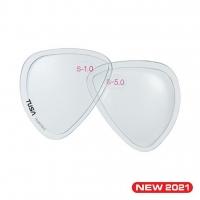 TUSA Intega - optische Gläser