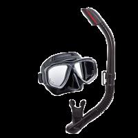 Tusa UC-7519 Splendive Maske-Schnorchel-Set