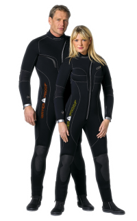 # Waterproof Tauchanzug W1 - 7 mm - Damen