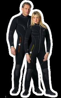 # Waterproof Tauchanzug W1 - 5 mm - Herren