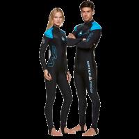 Waterproof Skin - Rashguard Overall - Herren
